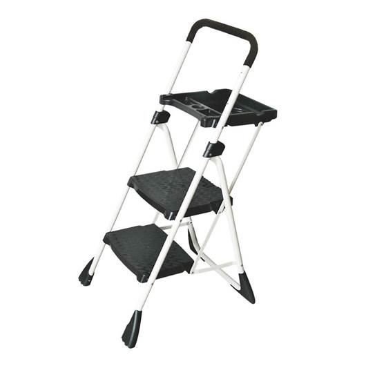 Picture of Folding Steps with Tool Tray