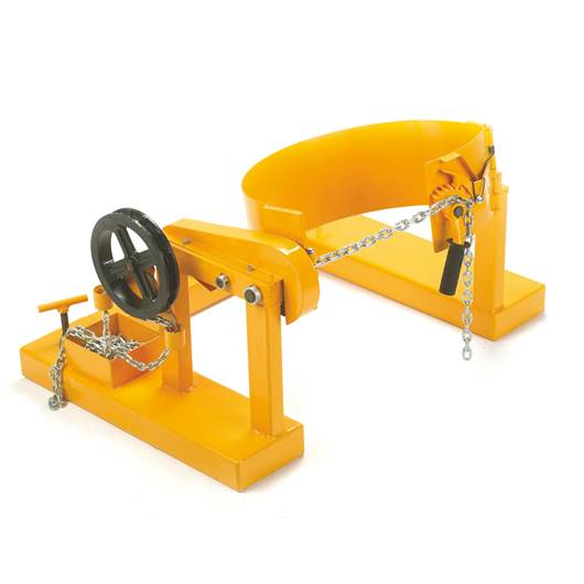 Picture of Fork Lift Drum Tilter