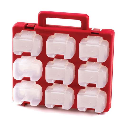 Picture of The Organiser - Small Parts Storage Carry Case