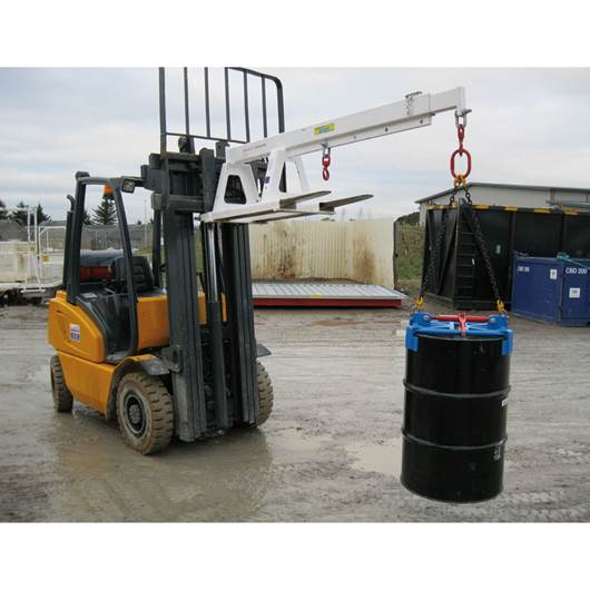 Picture of Vertical Barrel Clamps
