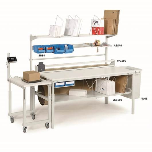 Picture of Packing Bench Accessories