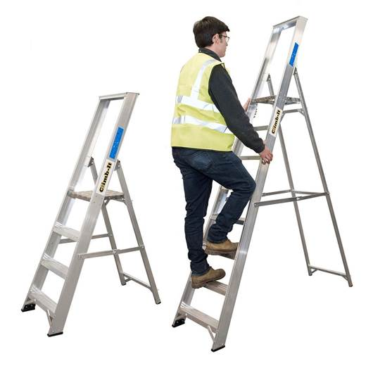 Picture of Climb-It Aluminium Platform Stepladders