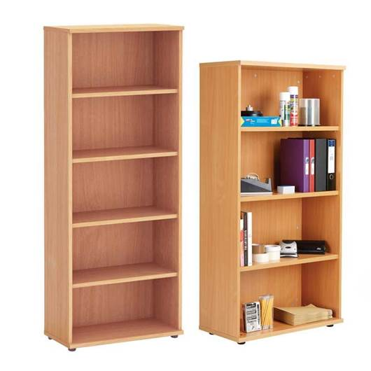 Picture of Fraction Bookcases
