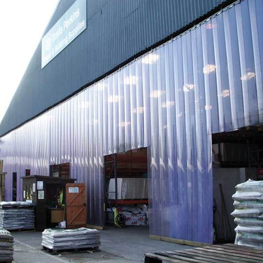 Picture of PVC Strip Curtains