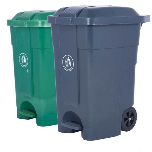 Picture of 70L Pedal Bins