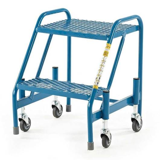 Picture of Fort Mobile Weight Reactive Steps with Mesh Treads