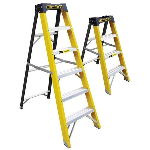 Picture for category Glass Fibre Steps