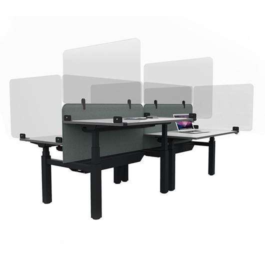 Picture of Acrylic Desk Screens